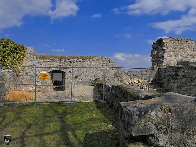 Burg & Festung Hohenurach