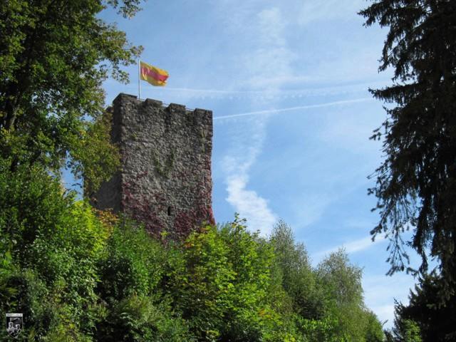 Schloss Hornberg in Baden-Württemberg