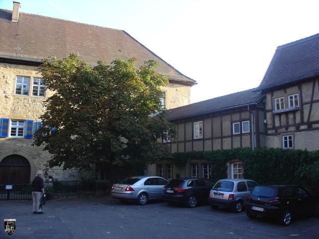 Burg Hornberg, Götzenburg