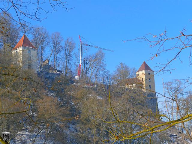 Burg Kaltenburg, Kaltenberg in Baden-Württemberg