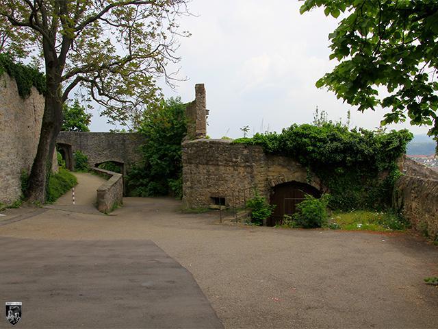 Burg Vaihingen, Kaltenstein