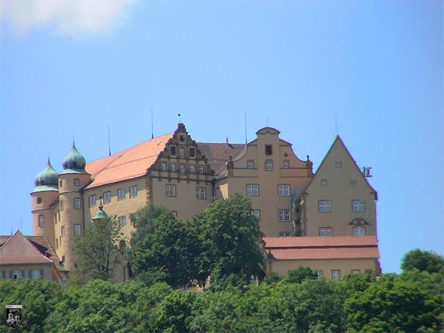 Burg Kapfenburg in Baden-Württemberg