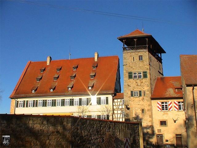 Burg und Schloss Kilchberg in Baden-Württemberg