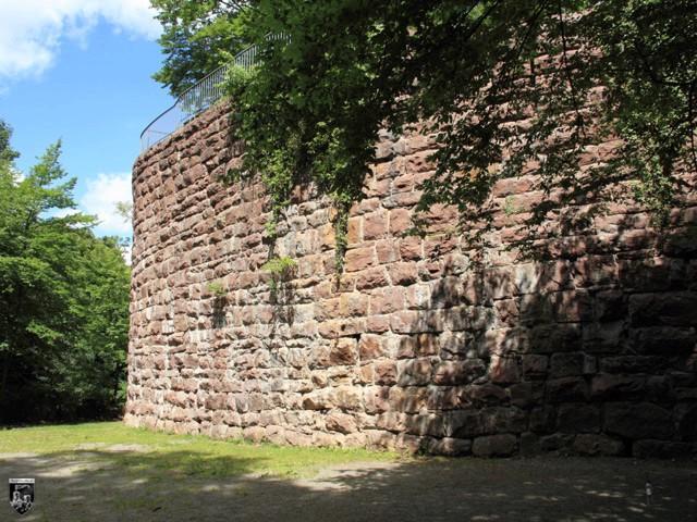 Burg Kräheneck in Baden-Württemberg