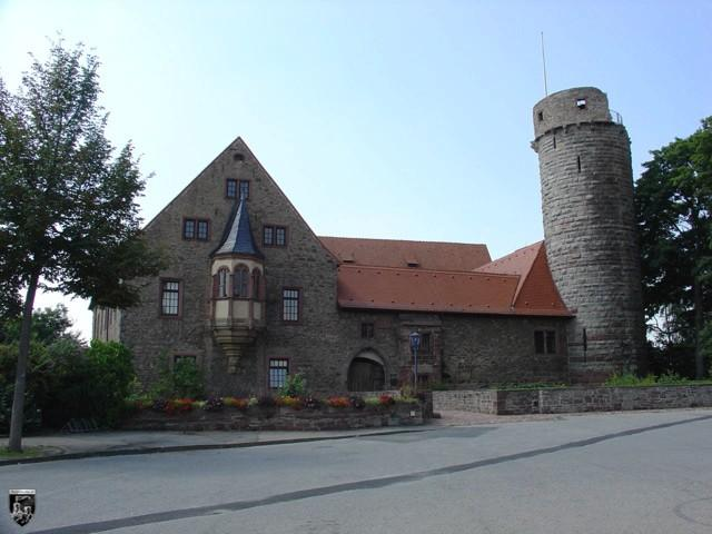 Burg Külsheim in Baden-Württemberg