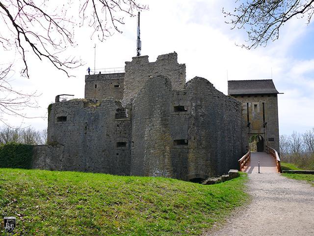 Burg Küssaburg in Baden-Württemberg