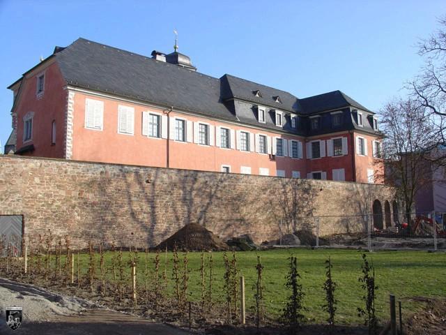 Burg Ladenburg, Bischofshof in Baden-Württemberg