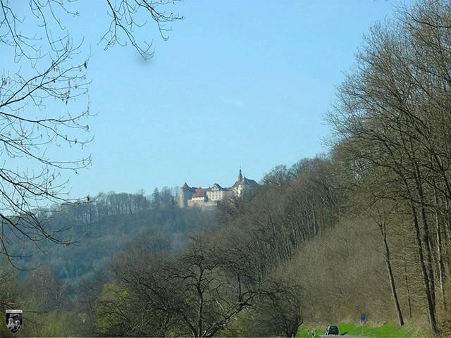 Schloss Langenburg in Baden-Württemberg