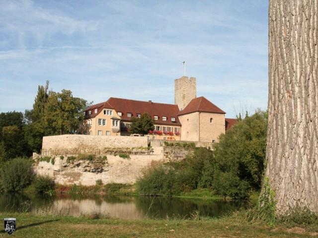 Burg Lauffen in Baden-Württemberg