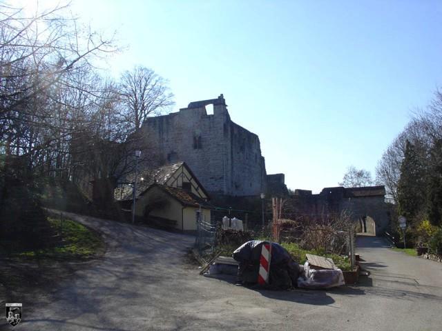 Burg Leofels in Baden-Württemberg