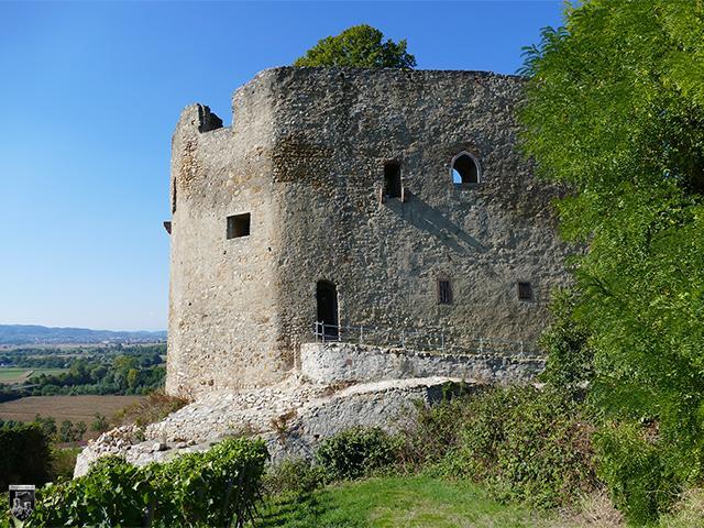 Burg Lichteneck in Baden-Württemberg