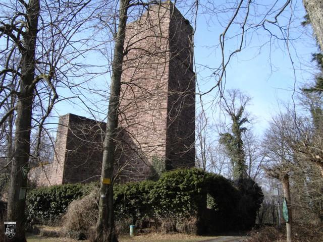 Burg Liebeneck in Baden-Württemberg