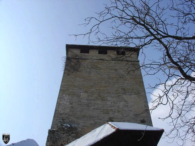 Burg Liebenstein in Baden-Württemberg