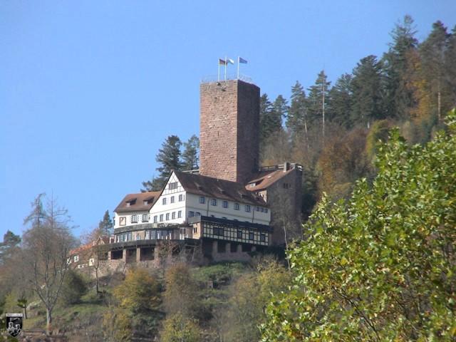 Burg Liebenzell in Baden-Württemberg