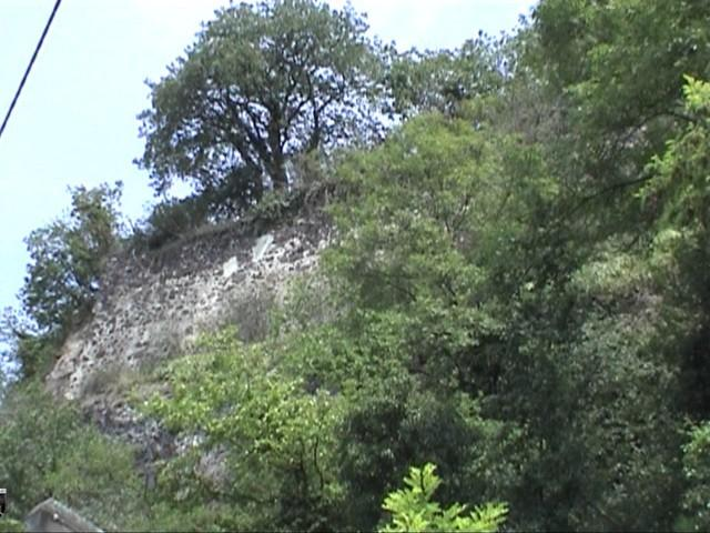 Burg Limburg in Baden-Württemberg