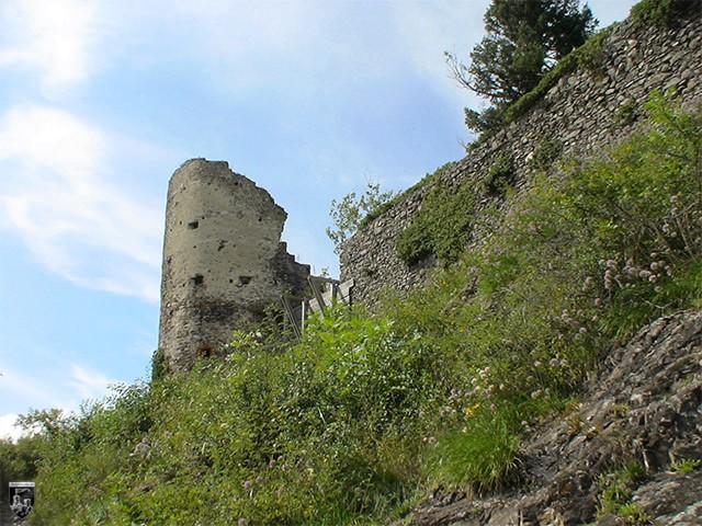 Burg Mägdeburg, Mägdeberg in Baden-Württemberg