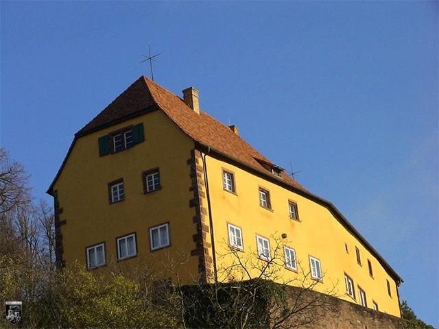 Schloss Mahlberg in Baden-Württemberg
