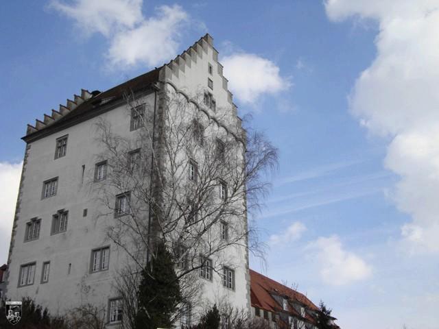 Burg Markdorf, Bischofschloss in Baden-Württemberg