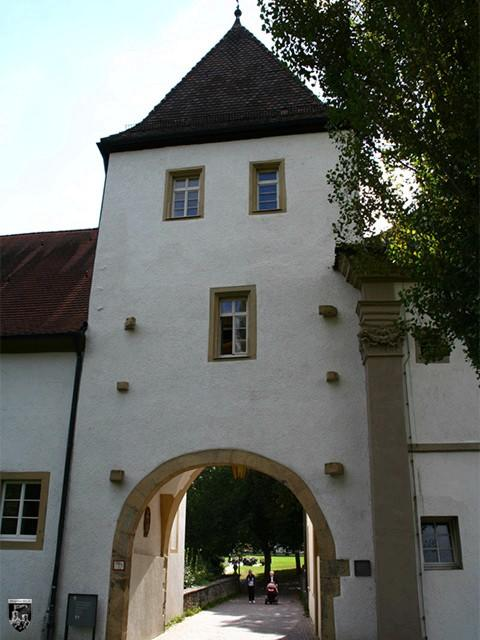 Burg Bad Mergentheim, Deutschordenschloss