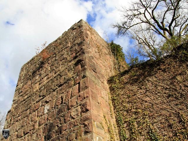 Burg Minneburg