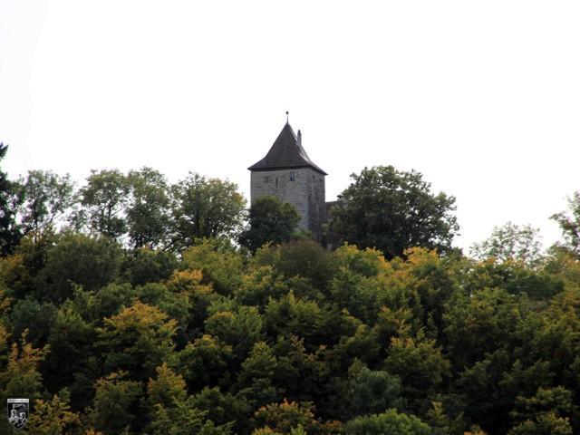 Burg Morstein in Baden-Württemberg