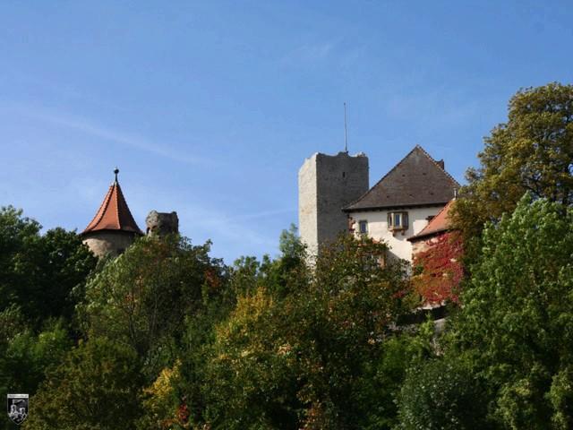 Burg Neidenstein in Baden-Württemberg
