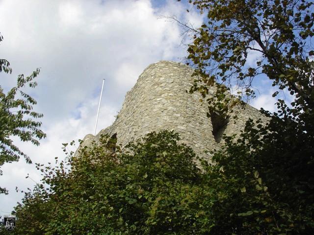 Burg Neuenfels in Baden-Württemberg