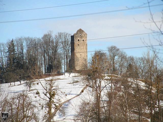Burg Neuravensburg in Baden-Württemberg