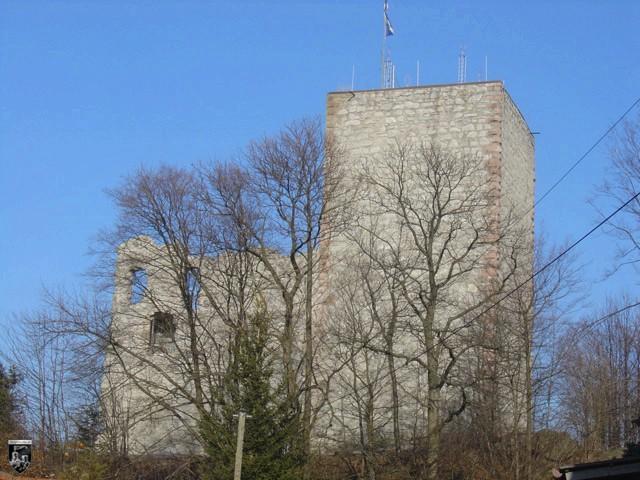 Burg Neu-Windeck, Lauf in Baden-Württemberg