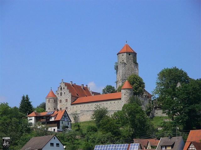 Burg Niederalfingen, Marienburg in Baden-Württemberg
