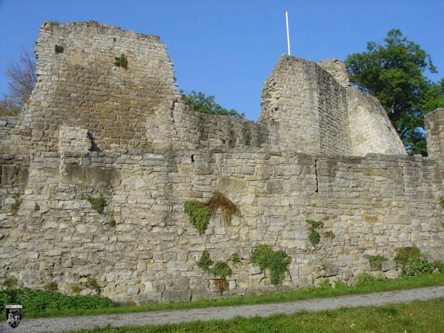Burg Nippenburg in Baden-Württemberg