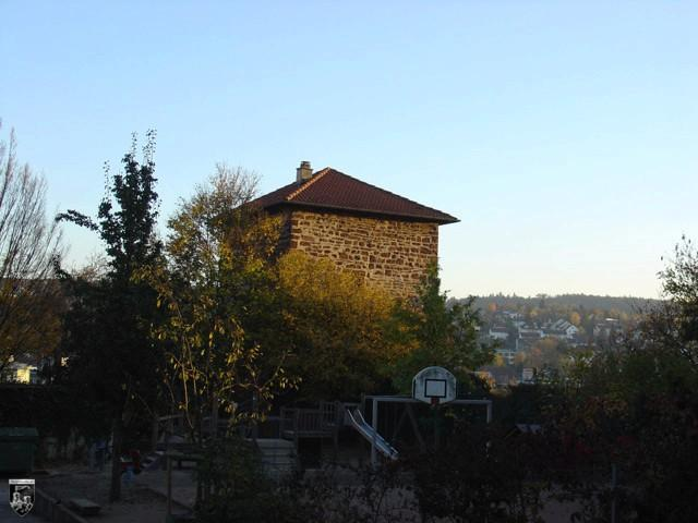 Burg Pforzheim in Baden-Württemberg