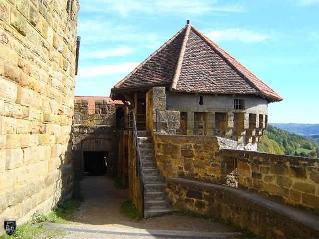 Burg Rechberg, Hohenrechberg