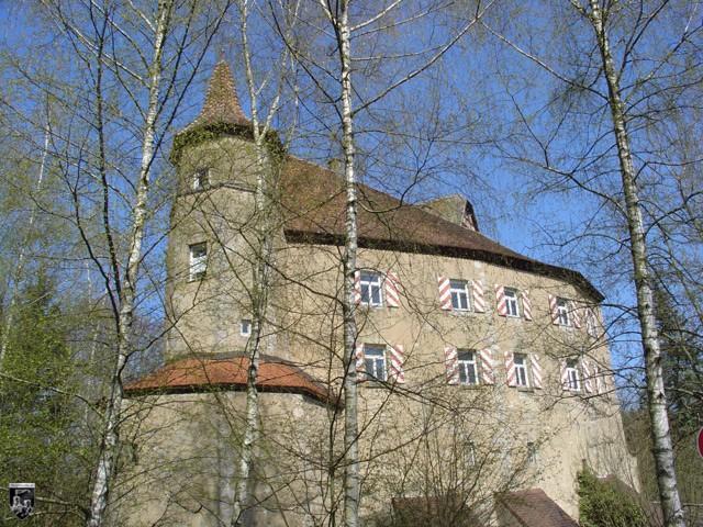 Burg Rechenberg in Baden-Württemberg