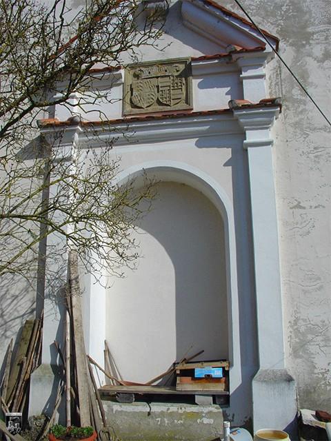 Burg Rechtenstein, Stein