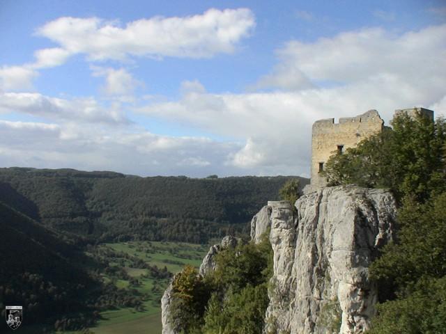 Burg Reußenstein in Baden-Württemberg