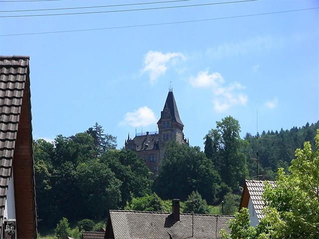 Burg Rodeck in Baden-Württemberg