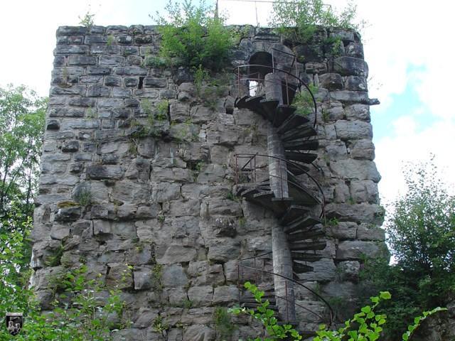 Burg Roggenbach in Baden-Württemberg