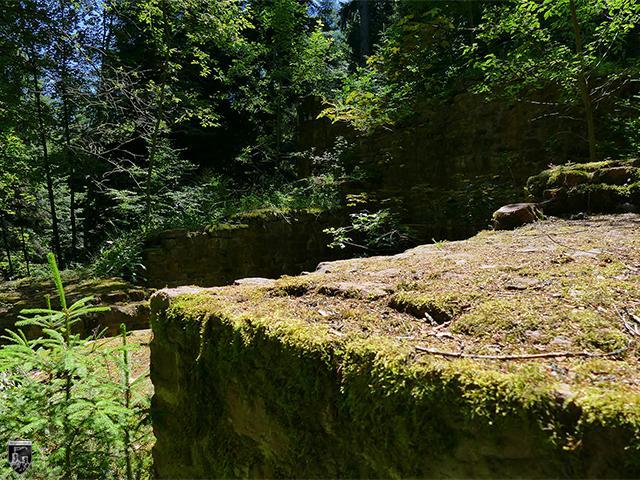 Burg Rüdenberg in Baden-Württemberg