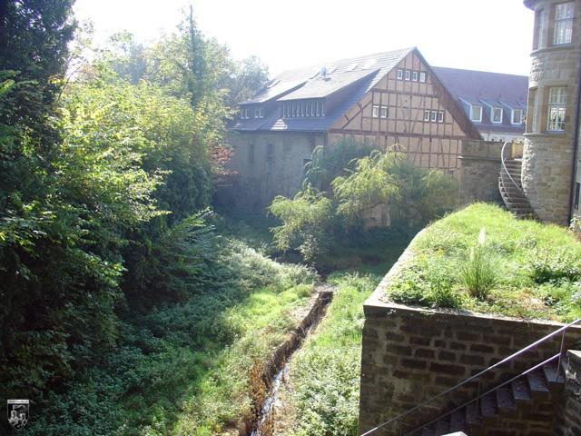 Burg Sachsenheim, Großsachsenheim
