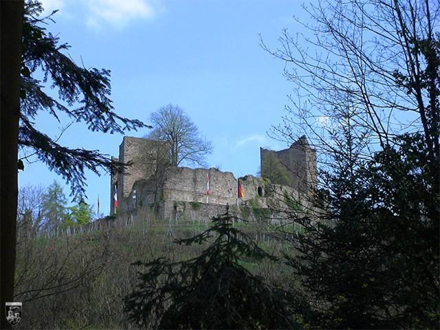 Burg Schauenburg in Baden-Württemberg