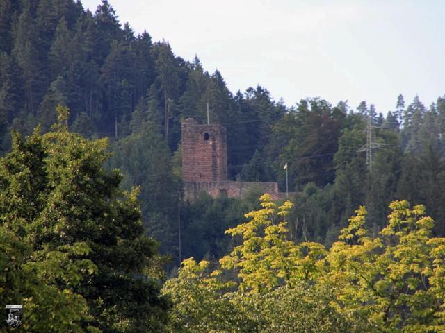 Burg Schilteck in Baden-Württemberg