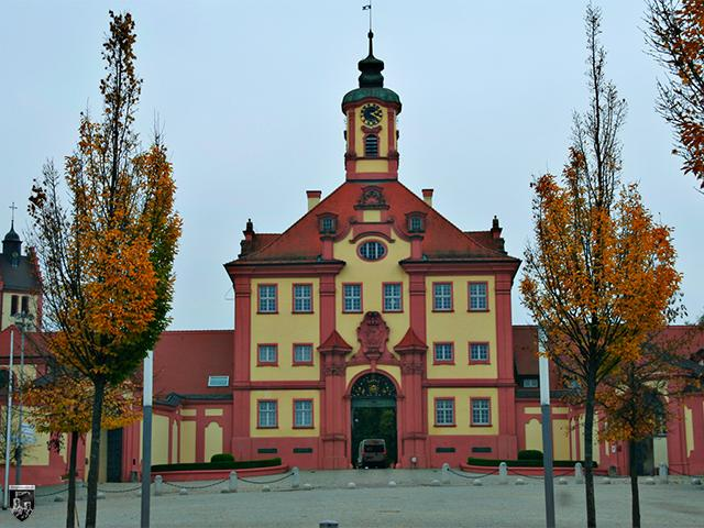 Schloss Altshausen in Baden-Württemberg