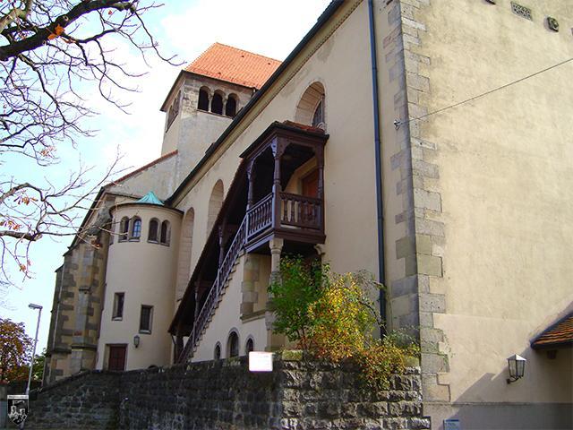 Schloss Backnang in Baden-Württemberg