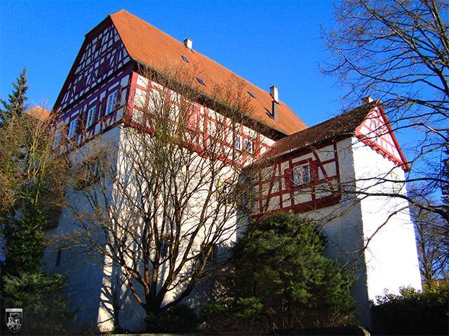 Schloss Beihingen in Baden-Württemberg