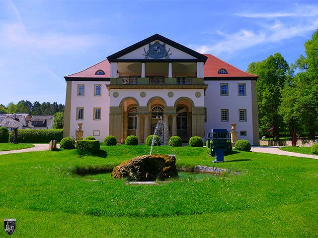 Schloss Dätzingen in Baden-Württemberg