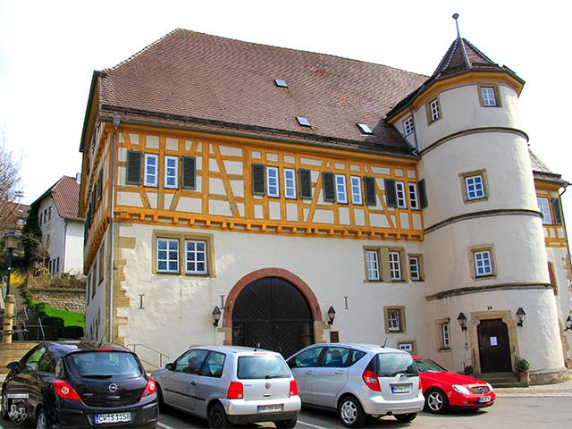 Schloss Deufringen, Aidlingen in Baden-Württemberg