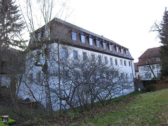 Schloss Döttingen in Baden-Württemberg