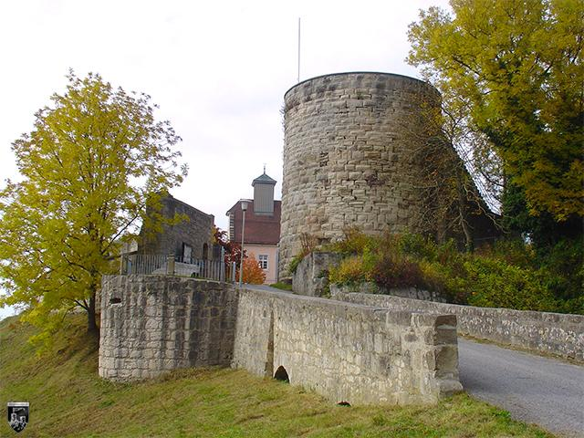 Burg Ebersberg in Baden-Württemberg