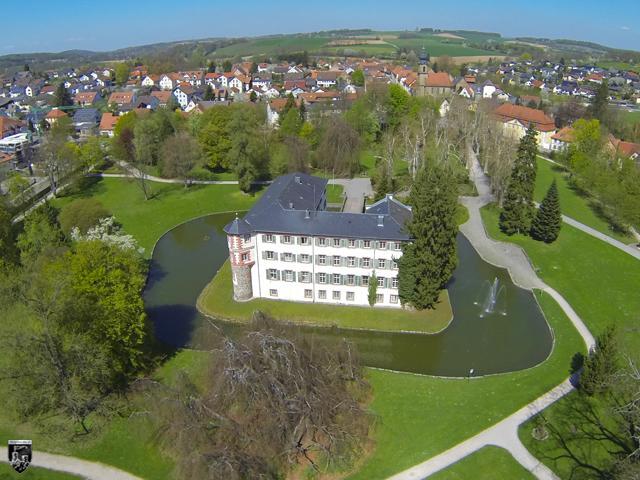 Schloss Eichtersheim in Baden-Württemberg